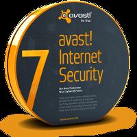 Avast Internet Security  1 user 1 jaar